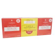 VITALFAN VITALITE' 3 X 30 CAPSULE - farmaciafalquigolfoparadiso.it