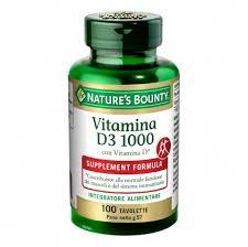 VITAMINA D3/1000 - Farmacia Giotti