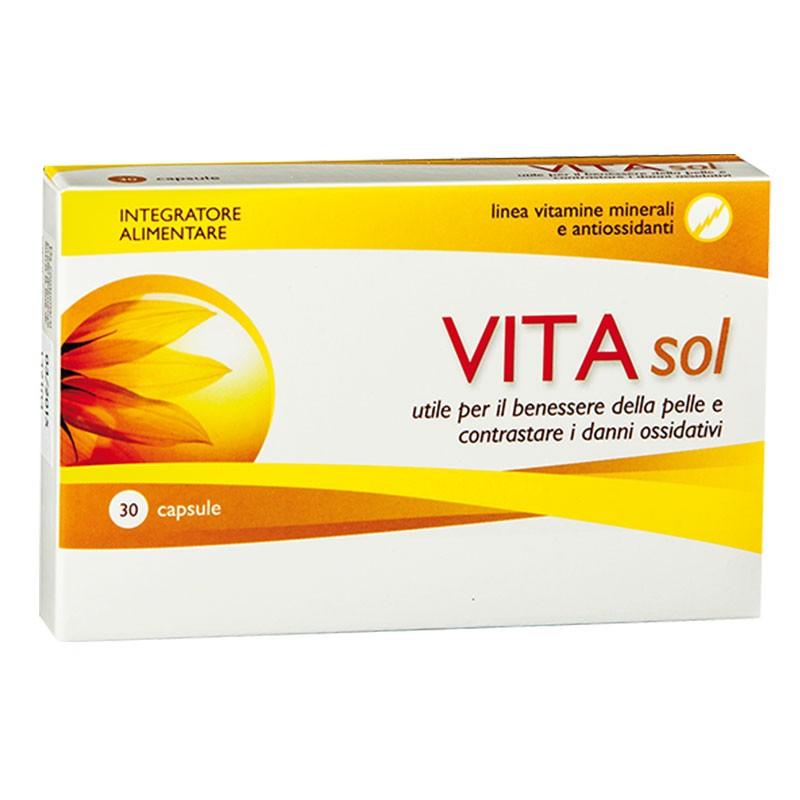 VITA SOL 30 CAPSULE - Farmapage.it