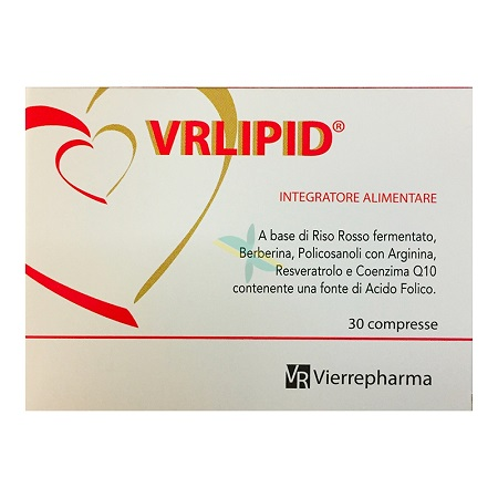 VRLIPID 30 COMPRESSE - Farmafamily.it