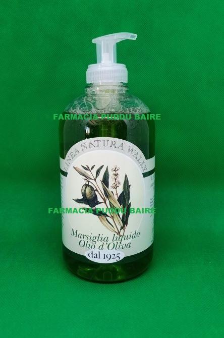 Wally Marsiglia Liquido Olio d'Oliva 500ml - Farmacia Puddu Baire S.r.l.
