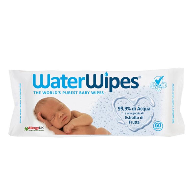 Waterwipes Salviette 60 Pezzi - Arcafarma.it