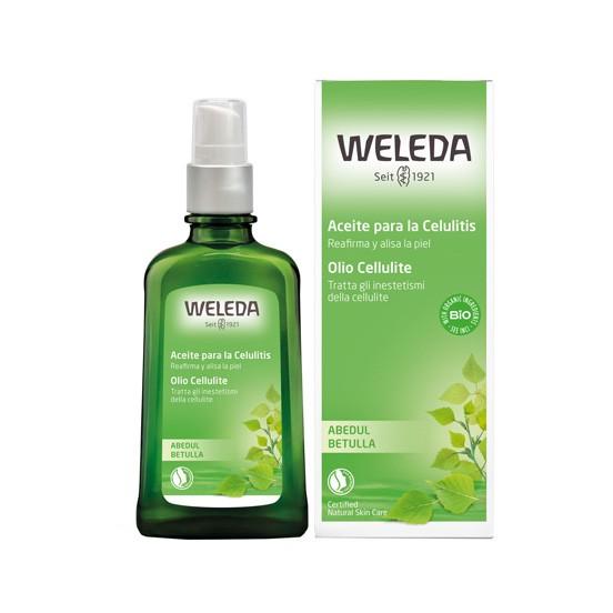 Weleda Olio Anticellulite Betulla 100ml - Speedyfarma.it