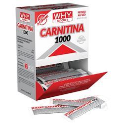 WHYSPORT CARNITINA 1000 GEL STICK DA 10 ML - Farmalke.it