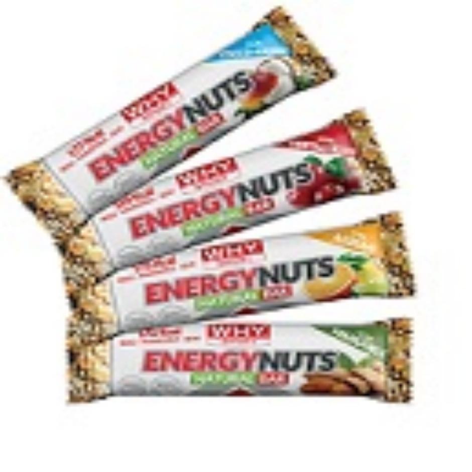 WHYSPORT ENERGY NUT MIRTILLI ROSSI 35 G - Farmalke.it