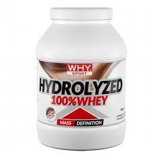 WHYSPORT HYDROLYZED 100% GUSTO CACAO 750 G - Farmalke.it