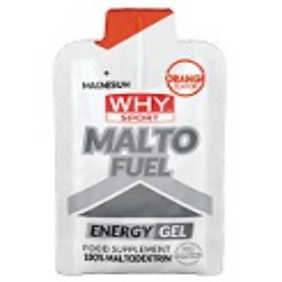WHYSPORT MALTO FUEL ARANCIO 30 ML - Farmalke.it