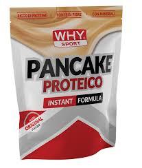 WHYSPORT PANCAKE PROTEICO 1 KG - Farmalke.it