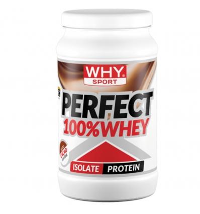 WHYSPORT PERFECT 100% WHEY CACAO 450 G - Farmalke.it