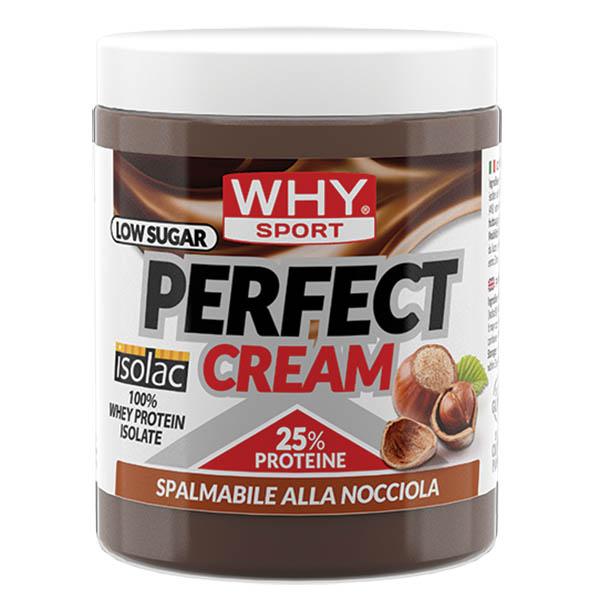WHYSPORT PERFECT CREAM NOCCIOLA 300 G - Farmalke.it