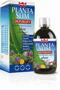 Winter Planta Slim Depuraty 500ml - Iltuobenessereonline.it