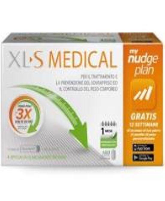 XLS MEDICAL LIPOSINOL 1M TRATTAMENTO - Farmabellezza.it