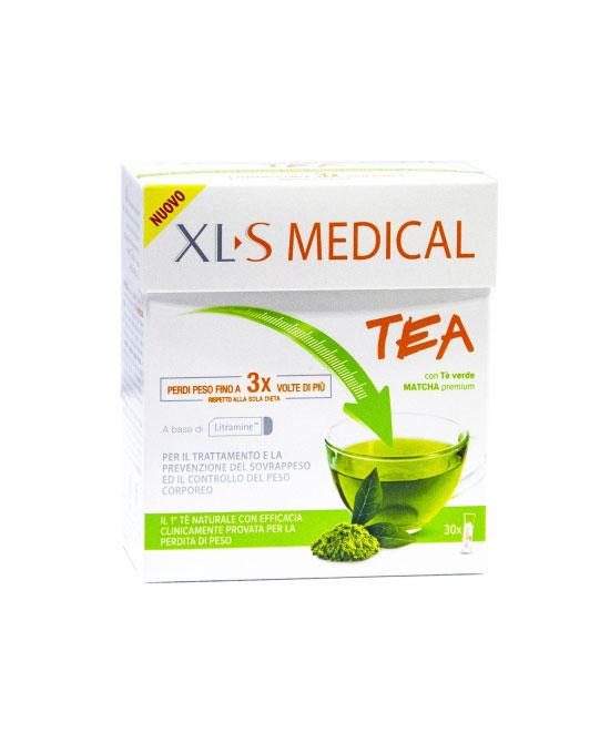 XLS MEDICAL TEA 30 STICK - La tua farmacia online