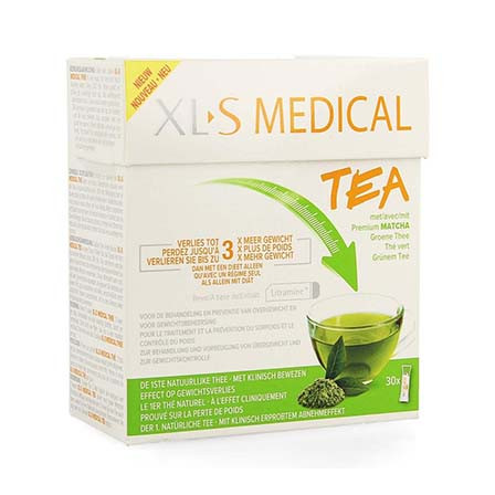 XLS MEDICAL TEA 30 STICK - Farmaconvenienza.it