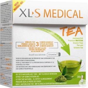 XLS MEDICAL TEA 30 STICK - farmaventura.it