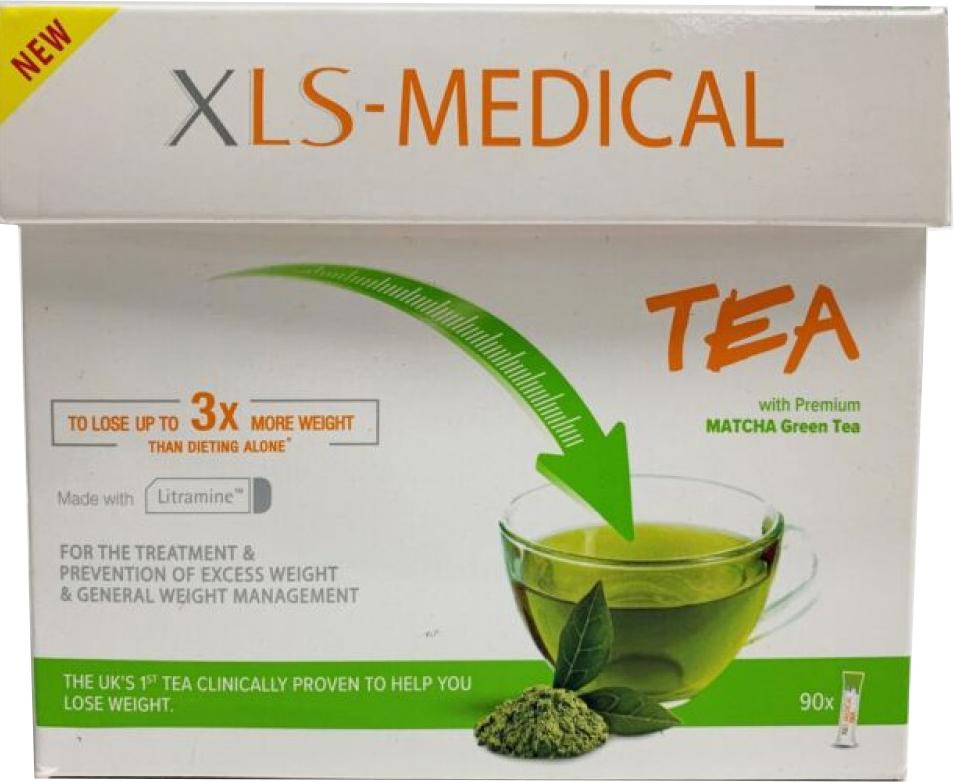 XLS MEDICAL TEA 90 STICK - Farmacia Centrale Dr. Monteleone Adriano