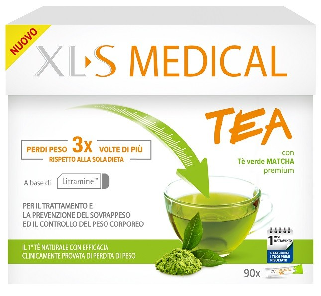 XLS MEDICAL TEA 90STICK - Speedyfarma.it