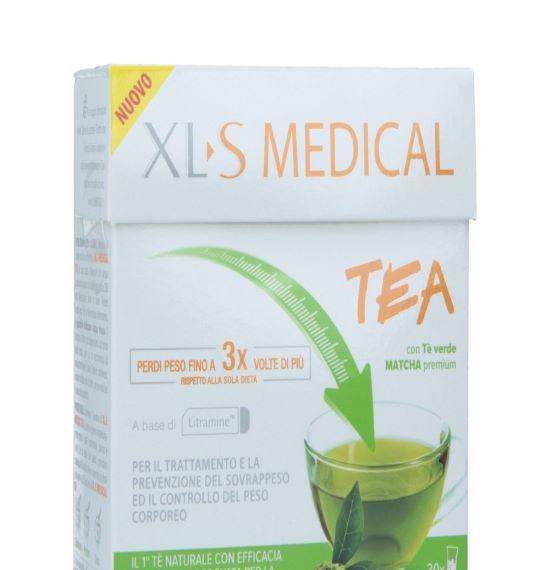 XLS MEICAL TEA 30 STICK - Farmabellezza.it