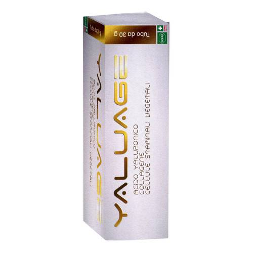 YALUAGE CREMA VISO ANTI ETA' 30 G - Farmapage.it