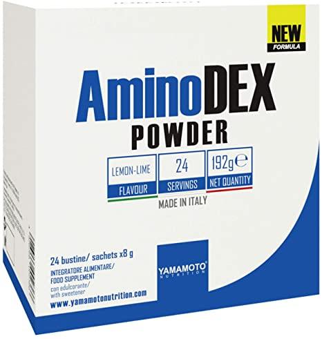 YAMAMOTO NUTRITION AMINODEX POWDER 24 BUSTINE MANGO MARACUJA - Farmacia Massaro