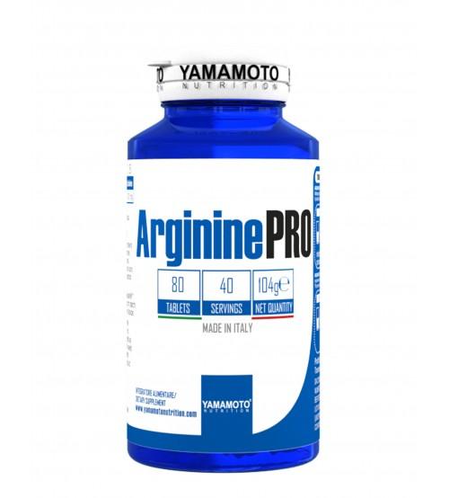 YAMAMOTO NUTRITION ARGININE PRO KYOWA QUALITY 80 TAVOLETTE - Farmacia Massaro