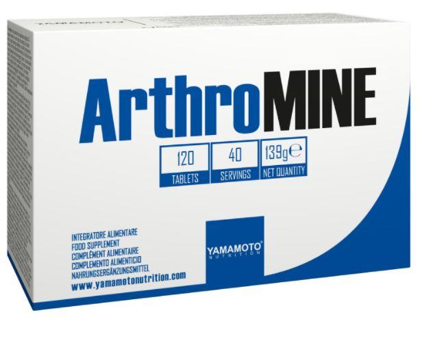 YAMAMOTO NUTRITION ARTHROMINE 120 COMPRESSE - Farmacia Massaro