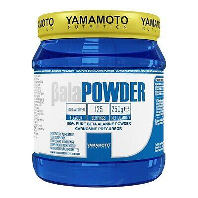 YAMAMOTO NUTRITION BETAALA POWDER 250 G - Farmacia Massaro