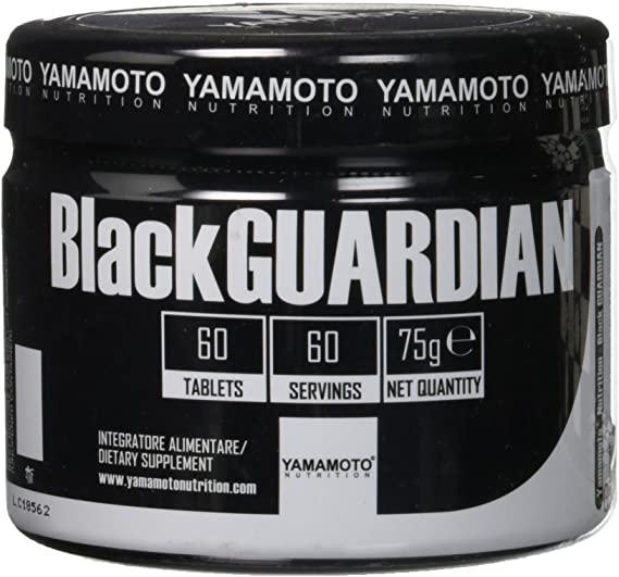YAMAMOTO NUTRITION BLACKGUARDIAN 60 COMPRESSE - Farmacia Massaro
