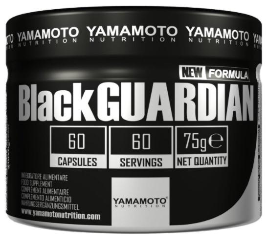 YAMAMOTO NUTRITION BLACKGUARDIAN NEW FORMULA 60 CAPSULE - Farmacia Massaro