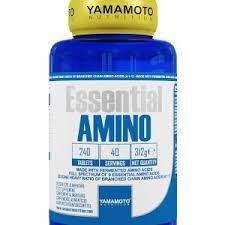 YAMAMOTO NUTRITION ESSENTIAL AMINO 240 COMPRESSE - Farmacia Massaro