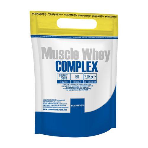 YAMAMOTO NUTRITION MUSCLE WHEY COMPLEX 2000 G CIOCCOLATO - Farmacia Massaro