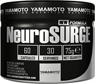 YAMAMOTO NUTRITION NEUROSURGE NEW FORMULA 60 CAPSULE - Farmacia Massaro