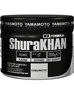 YAMAMOTO NUTRITION SHURAKHAN NEW FORMULA 200 G ARANCIA - Farmacia Massaro