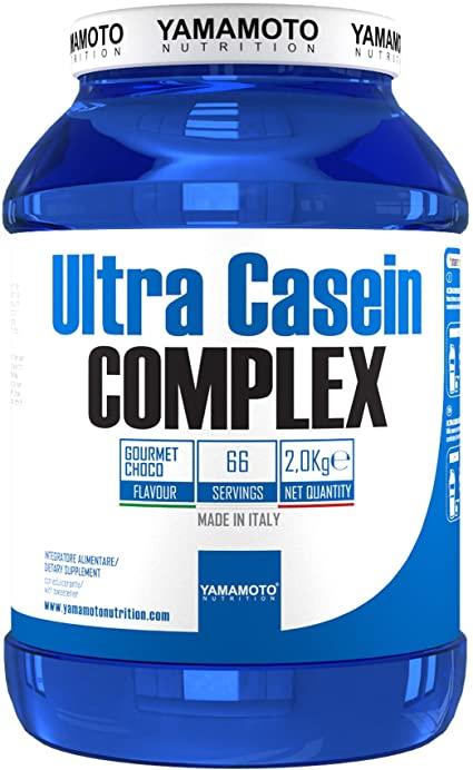 YAMAMOTO NUTRITION ULTRA CASEIN COMPLEX 2000 G CIOCCOLATO - Farmacia Massaro