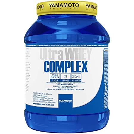 YAMAMOTO NUTRITION ULTRA WHEY COMPLEX 700 G DOPPIO CIOCCOLATO - Farmacia Massaro