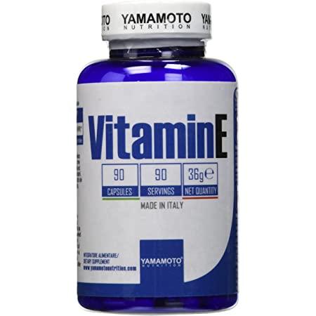 YAMAMOTO NUTRITION VITAMIN E 90 CAPSULE - Farmacia Massaro