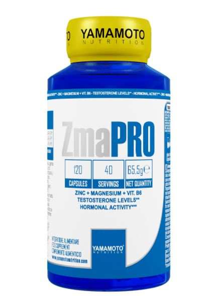 YAMAMOTO NUTRITION ZMAPRO 120 CAPSULE - Farmacia Massaro