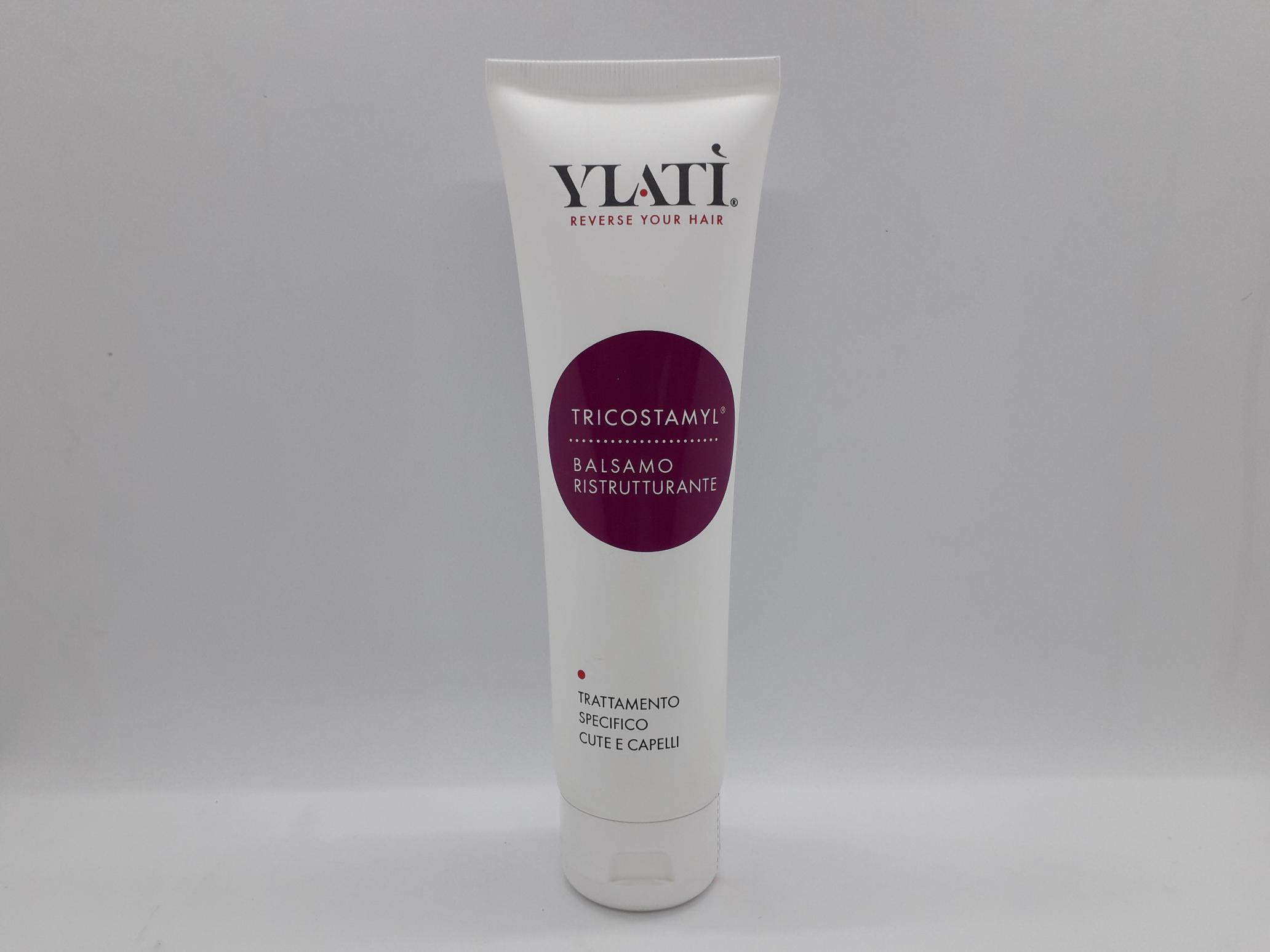 YLATI TRICOSTAMYL BALSAMO RISTRUTTURANTE 150 ML - Farmaciaempatica.it