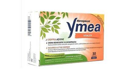 YMEA VITALITY 30 COMPRESSE NUOVA FORMULA - Farmaconvenienza.it