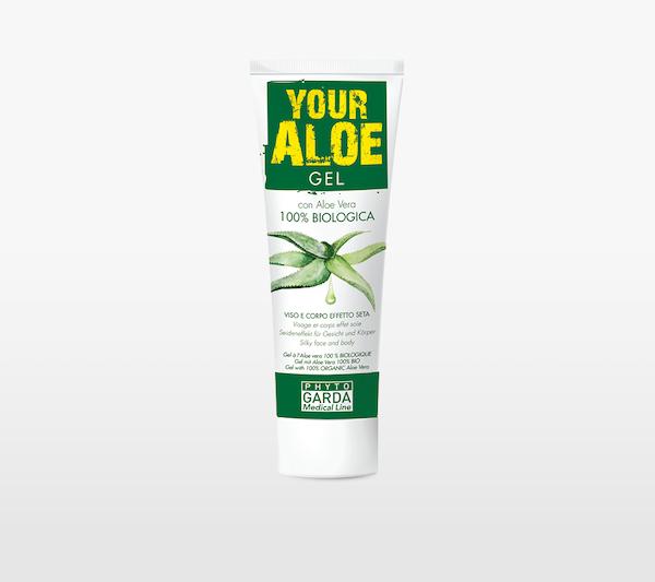 Your Aloe Gel 125ml - Sempredisponibile.it
