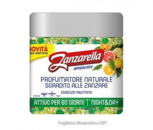 ZANZARELLA PERLE ANTIZANZARA ESSENZA FRUTTATA 170 G - Farmafamily.it