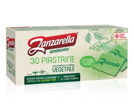 ZANZARELLA PIASTRINE VERDI 30 PEZZI - Farmafamily.it