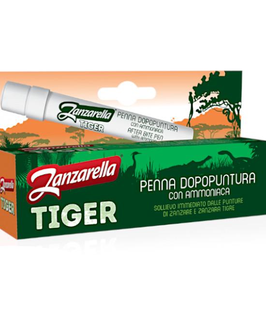 ZANZARELLA TIGER PENNA DOPOPUNTURA CON AMMONIACA 12 ML - Farmaci.me