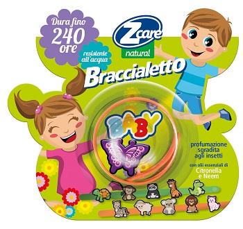 Zcare Natural Baby Braccialetto - Farmalilla