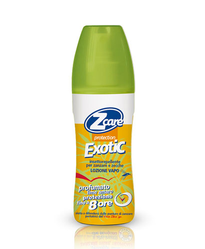 ZCARE PROTECTION EXOT VAP LIME - Farmapage.it