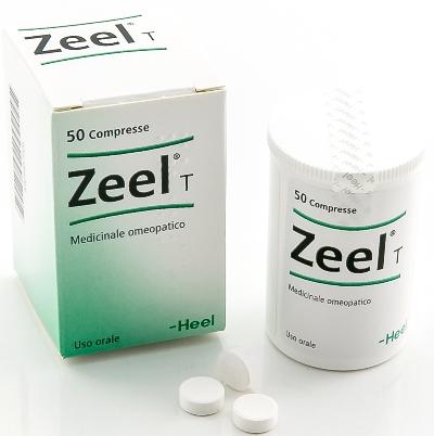 Zeel T Heel 50 Compresse - Farmalilla