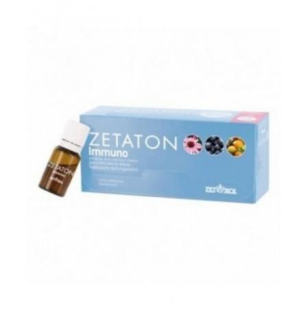 ZETATON IMMUNO 12 FIALE X 10 ML - farmasorriso.com