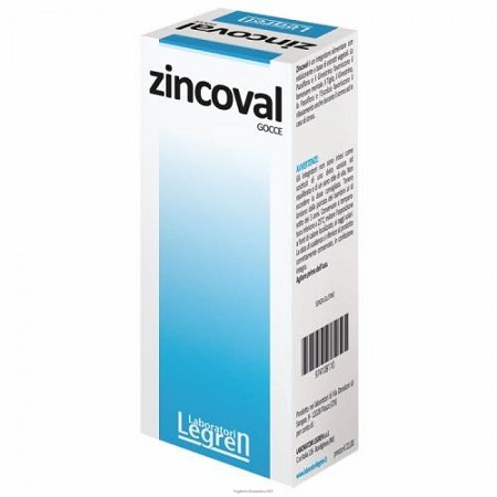 ZINCOVAL GOCCE 50 ML - Farmafamily.it