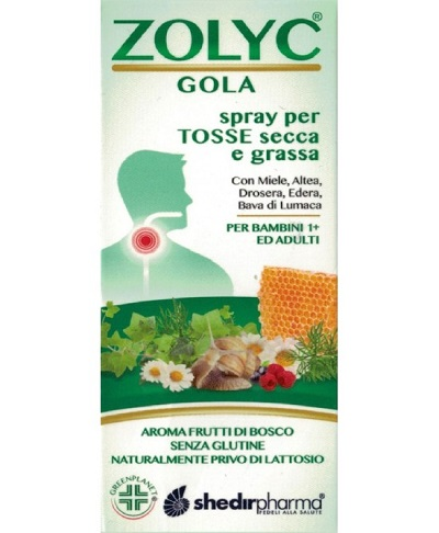 ZOLYC GOLA SPRAY 30 ML - Farmaconvenienza.it