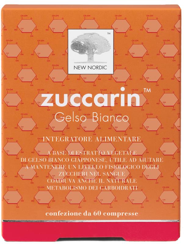 ZUCCARIN 60 COMPRESSE - Farmacia Centrale Dr. Monteleone Adriano